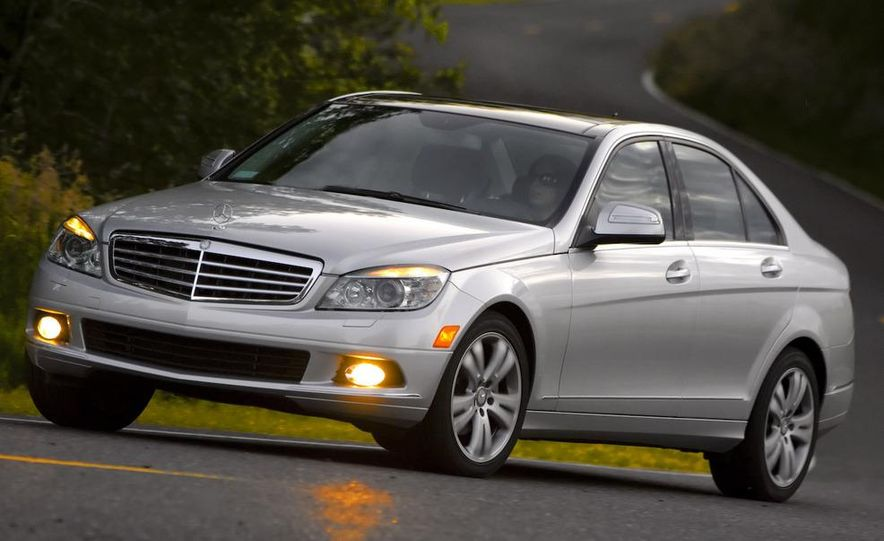 2009 Mercedes-Benz C300 Luxury - Slide 1