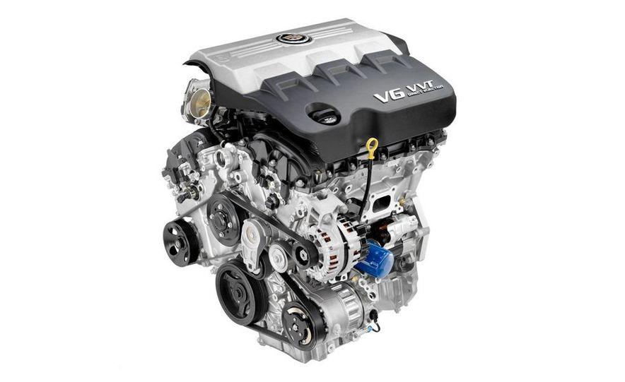 2010 Chevrolet Equinox direct-injected 2.4-liter inline-4 engine - Slide 2