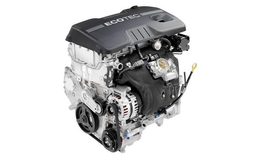 2010 Chevrolet Equinox direct-injected 2.4-liter inline-4 engine - Slide 1