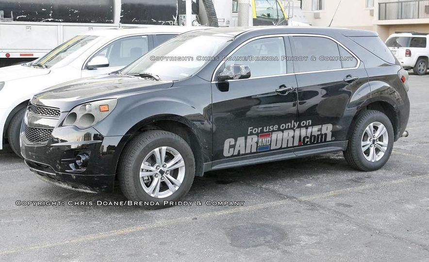 2010 Chevrolet Equinox direct-injected 2.4-liter inline-4 engine - Slide 12