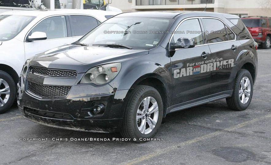 2010 Chevrolet Equinox direct-injected 2.4-liter inline-4 engine - Slide 16