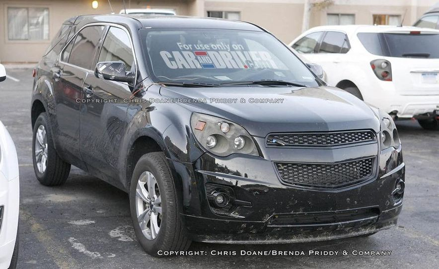 2010 Chevrolet Equinox direct-injected 2.4-liter inline-4 engine - Slide 17