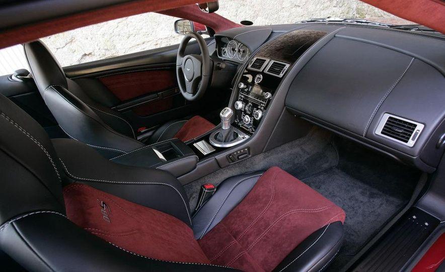 Jaeger-LeCoultre Aston Martin AMVOX2 DBS transponder watch - Slide 19