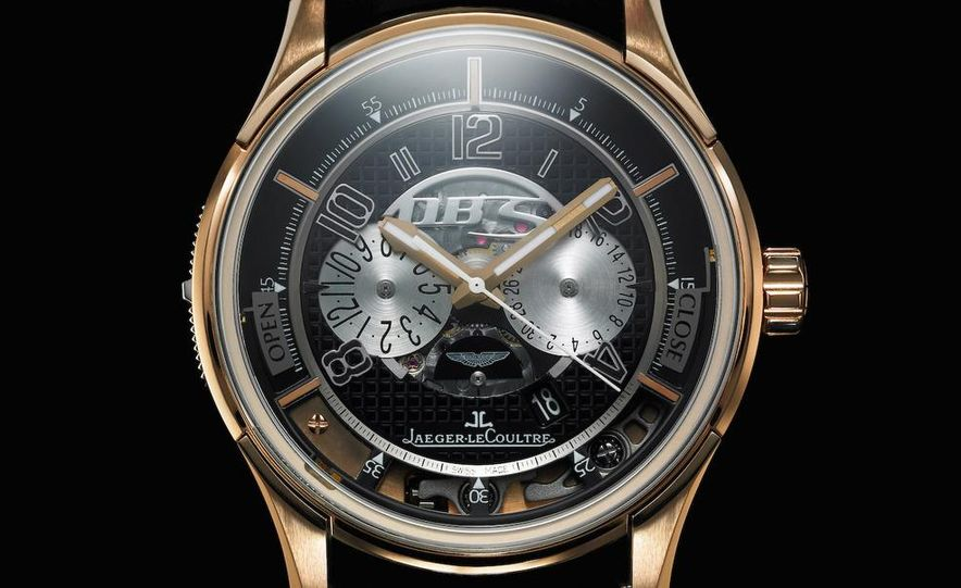 Jaeger-LeCoultre Aston Martin AMVOX2 DBS transponder watch - Slide 1
