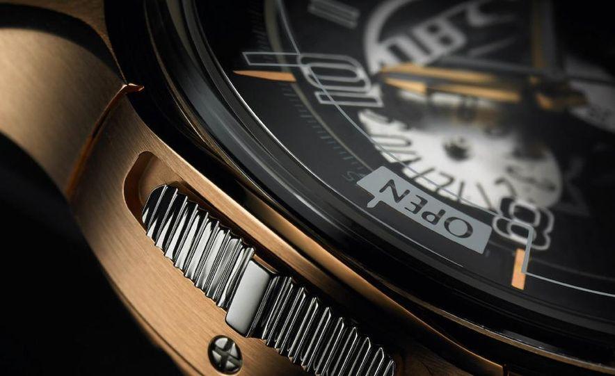 Jaeger-LeCoultre Aston Martin AMVOX2 DBS transponder watch - Slide 5