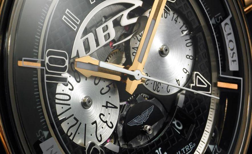 Jaeger-LeCoultre Aston Martin AMVOX2 DBS transponder watch - Slide 7
