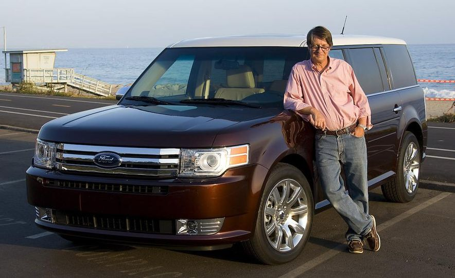 The O'Rourkes and the 2009 Ford Edge - Slide 6