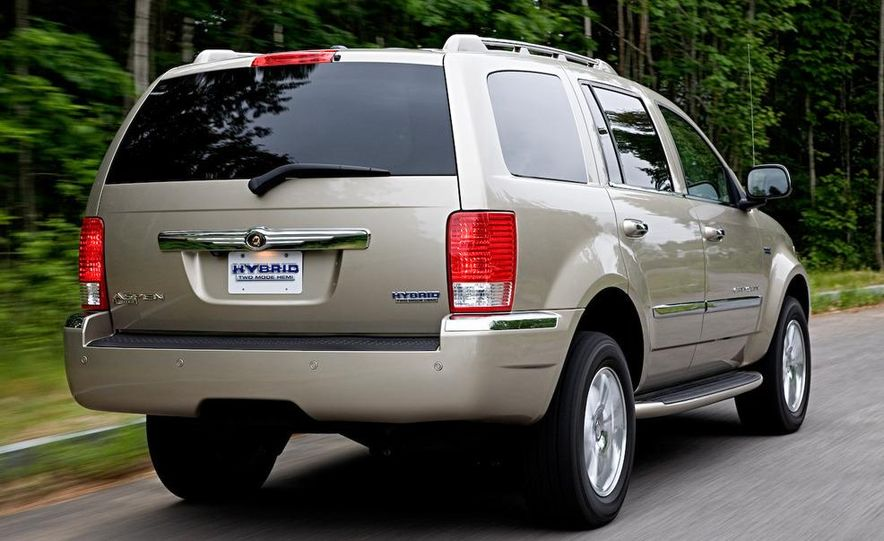 2009 Dodge Durango - Slide 22