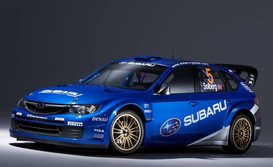 2008 Subaru Impreza WRC STI - Slide 1