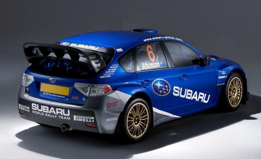 2008 Subaru Impreza WRC STI - Slide 2