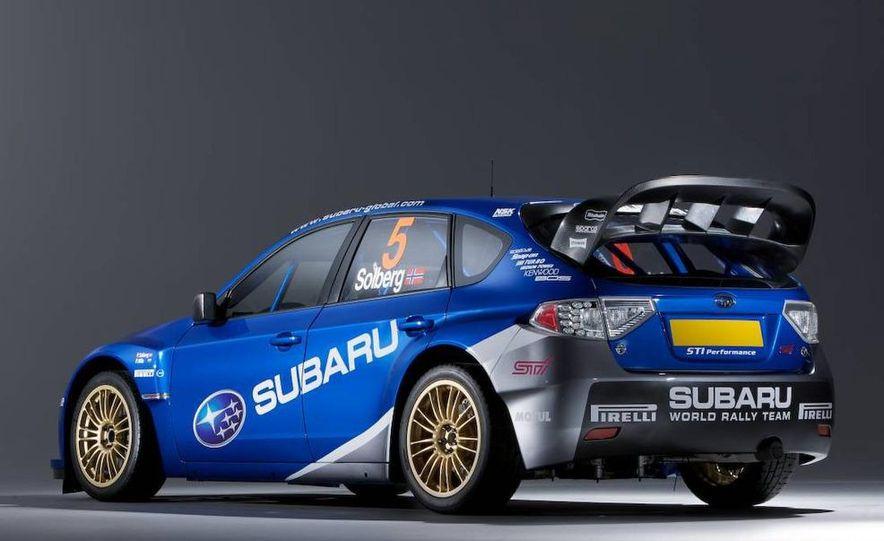 2008 Subaru Impreza WRC STI - Slide 3
