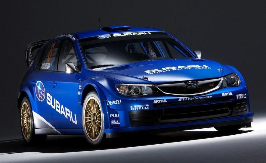 2008 Subaru Impreza WRC STI - Slide 4