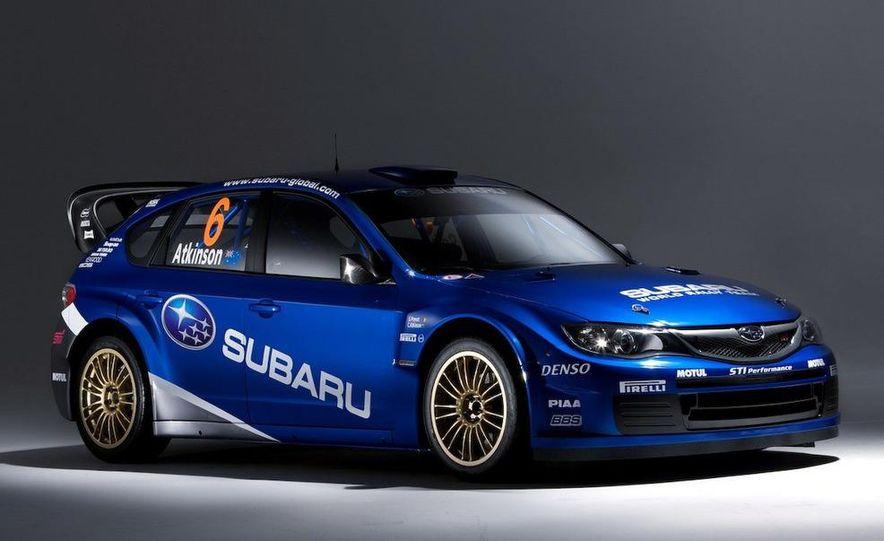 2008 Subaru Impreza WRC STI - Slide 5