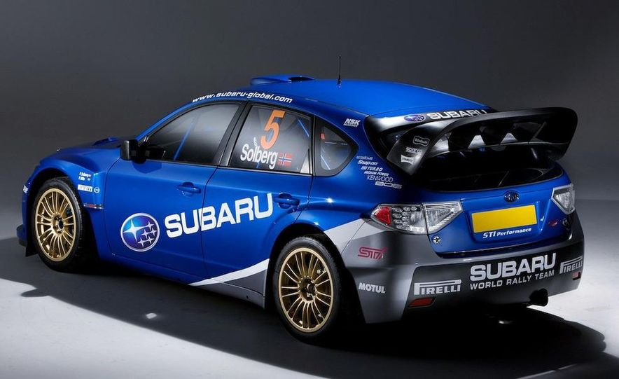 2008 Subaru Impreza WRC STI - Slide 6