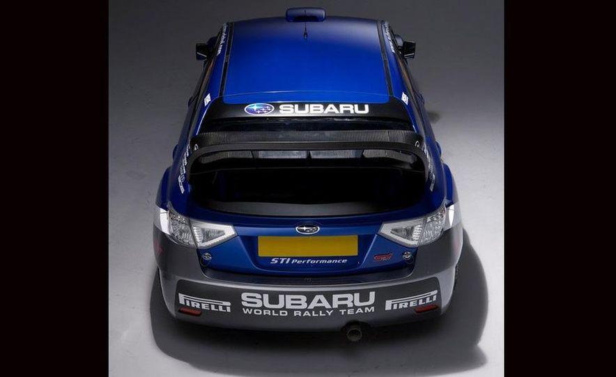 2008 Subaru Impreza WRC STI - Slide 13