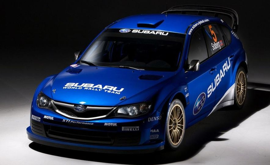 2008 Subaru Impreza WRC STI - Slide 7
