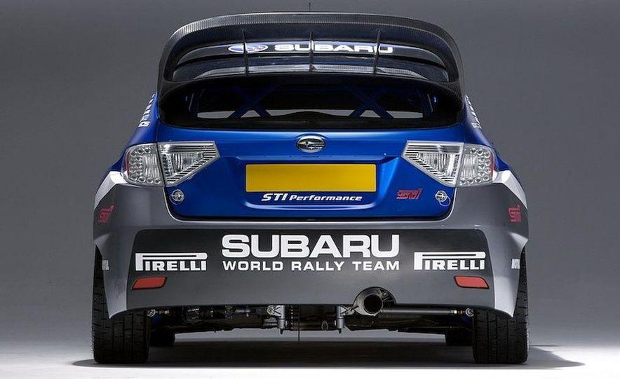 2008 Subaru Impreza WRC STI - Slide 8