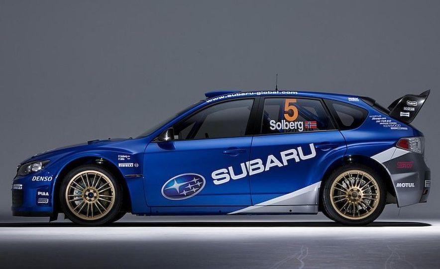 2008 Subaru Impreza WRC STI - Slide 9