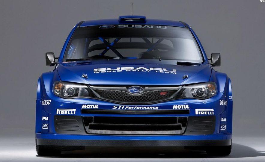 2008 Subaru Impreza WRC STI - Slide 10
