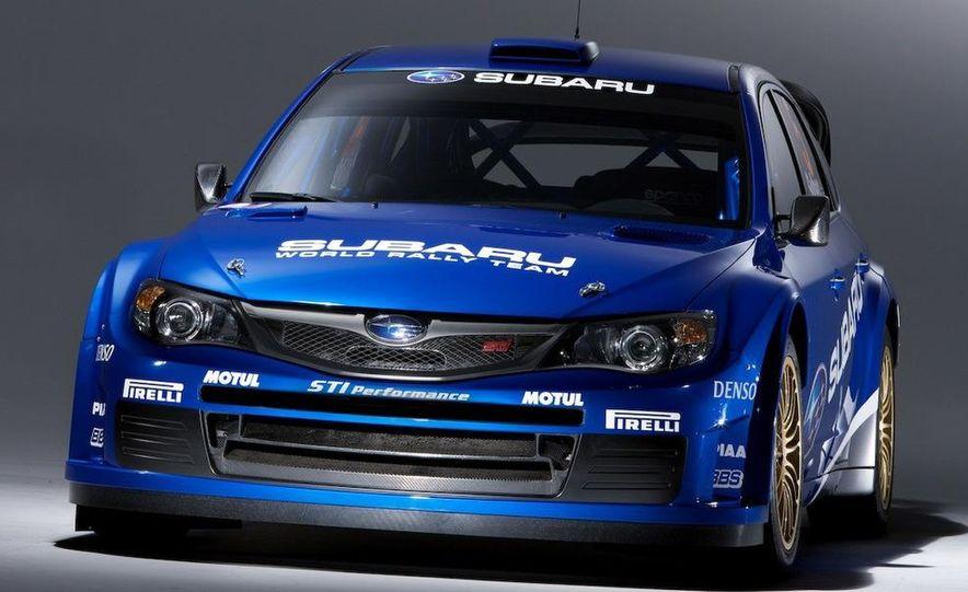 2008 Subaru Impreza WRC STI - Slide 11