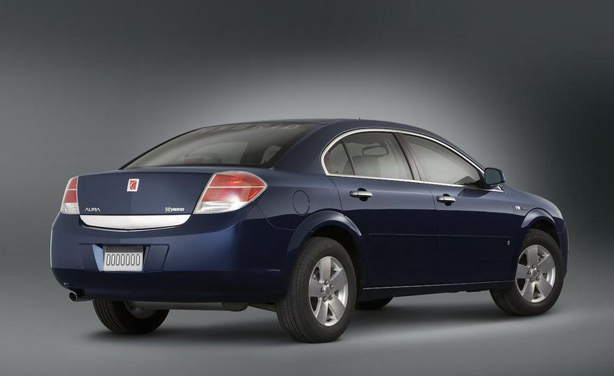 2009 Saturn Aura XR - Slide 14