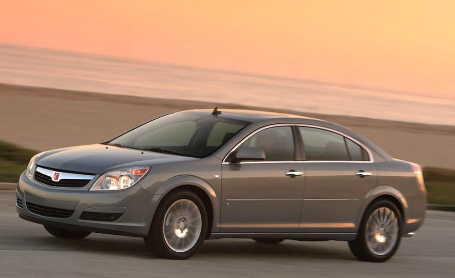 2009 Saturn Aura XR - Slide 6