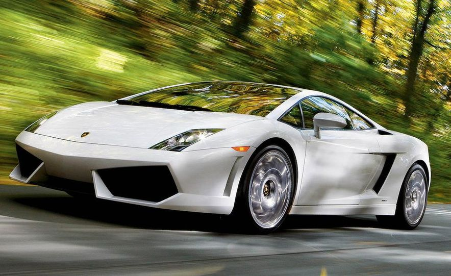 2009 Lamborghini Gallardo LP560-4 - Slide 1