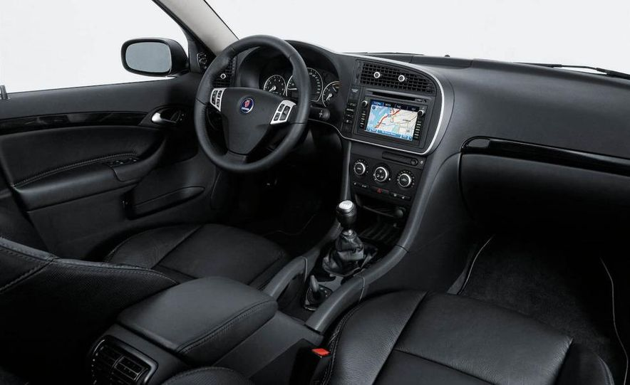 2009 Saab 9-5 Griffin Edition - Slide 39