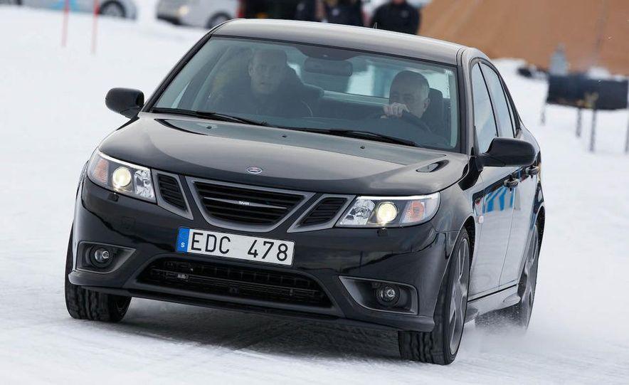 2009 Saab 9-5 Griffin Edition - Slide 17