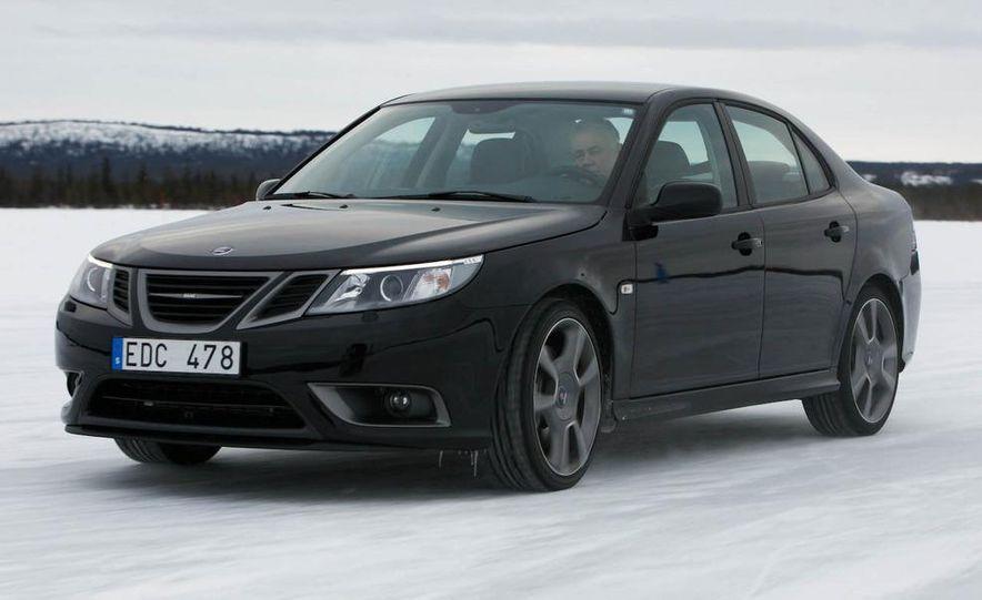 2009 Saab 9-5 Griffin Edition - Slide 14