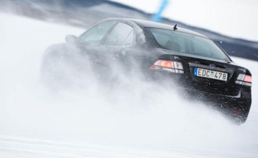 2009 Saab 9-5 Griffin Edition - Slide 24