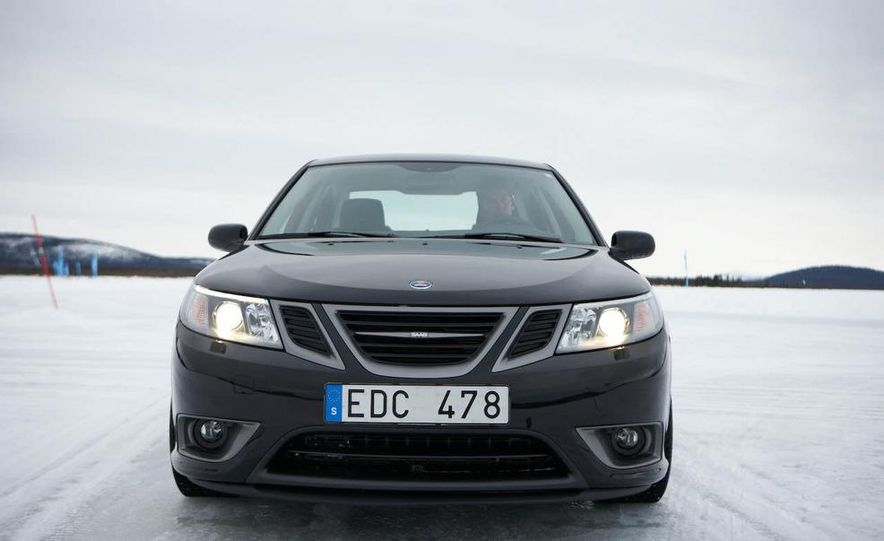 2009 Saab 9-5 Griffin Edition - Slide 25