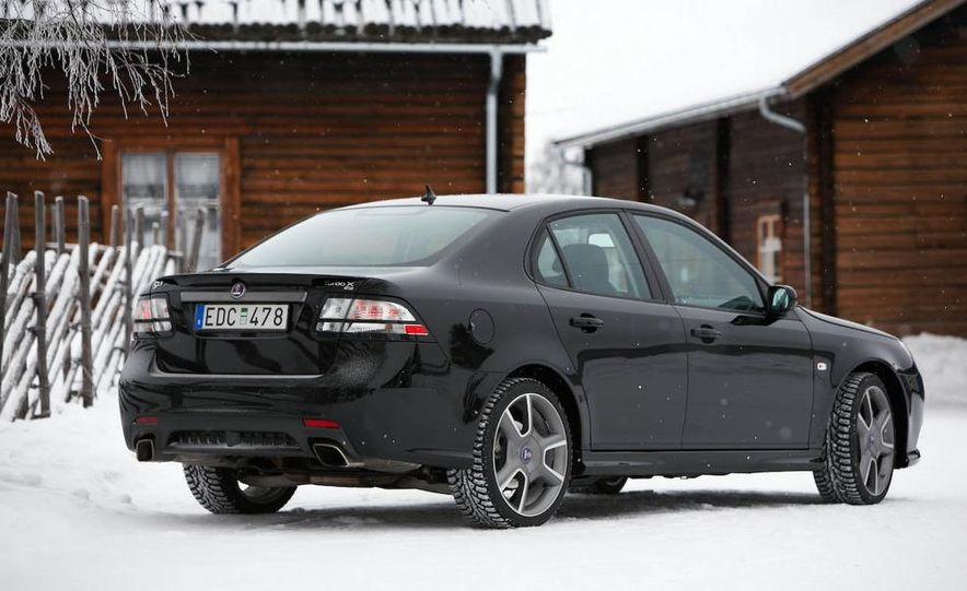 2009 Saab 9-5 Griffin Edition - Slide 32