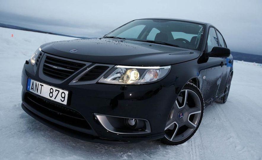 2009 Saab 9-5 Griffin Edition - Slide 29