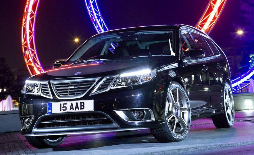 2009 Saab 9-5 Griffin Edition - Slide 33