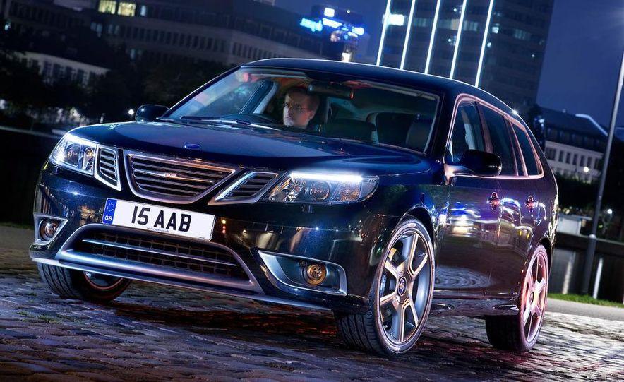 2009 Saab 9-5 Griffin Edition - Slide 34