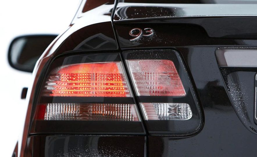 2009 Saab 9-5 Griffin Edition - Slide 35