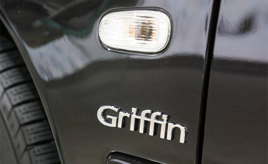 2009 Saab 9-5 Griffin Edition - Slide 4