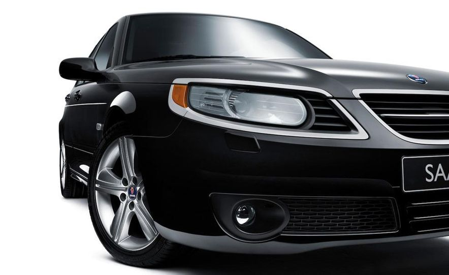 2009 Saab 9-5 Griffin Edition - Slide 1