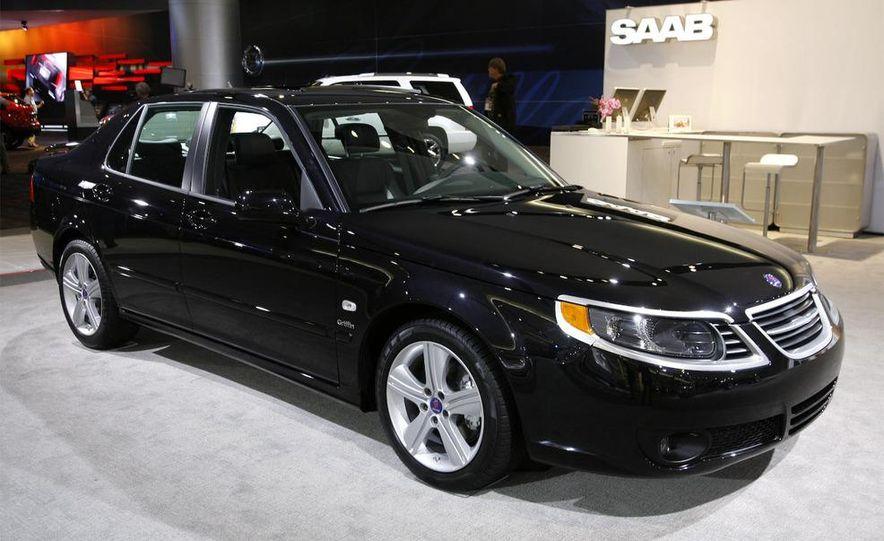 2009 Saab 9-5 Griffin Edition - Slide 2