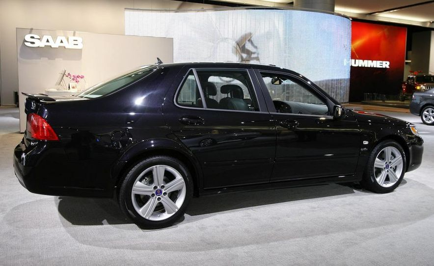 2009 Saab 9-5 Griffin Edition - Slide 6