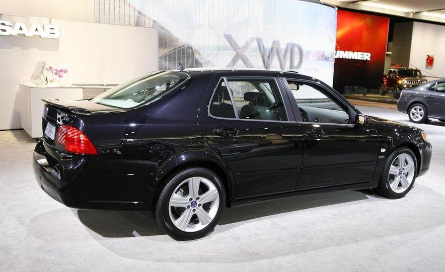 2009 Saab 9-5 Griffin Edition - Slide 7