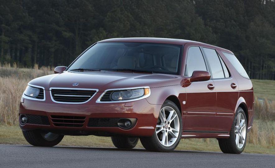 2009 Saab 9-5 Griffin Edition - Slide 10