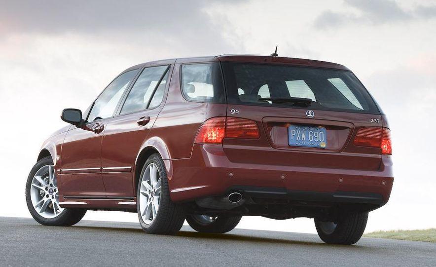 2009 Saab 9-5 Griffin Edition - Slide 11