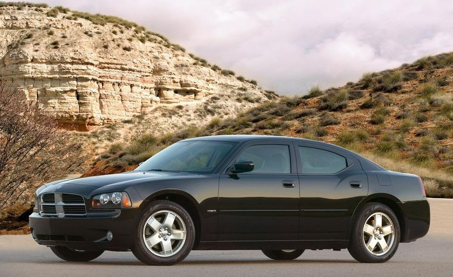 2009 Dodge Charger - Slide 2