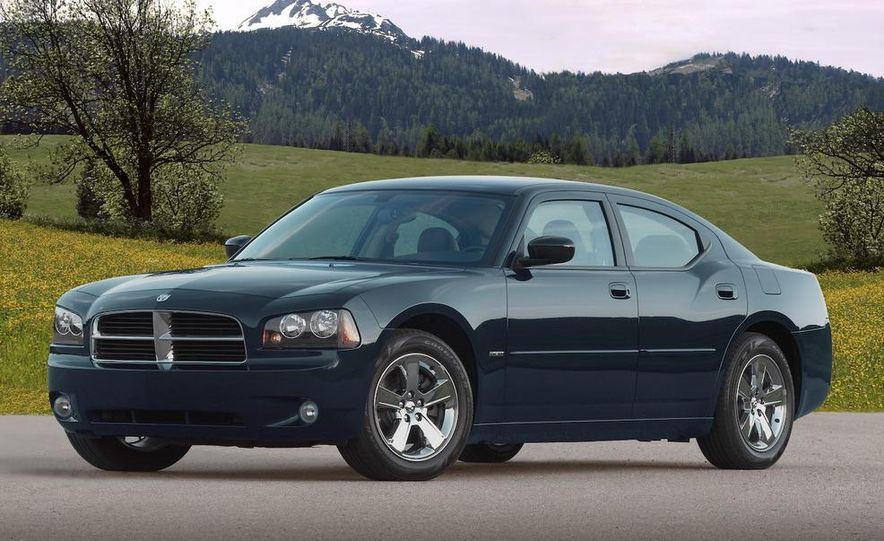 2009 Dodge Charger - Slide 3