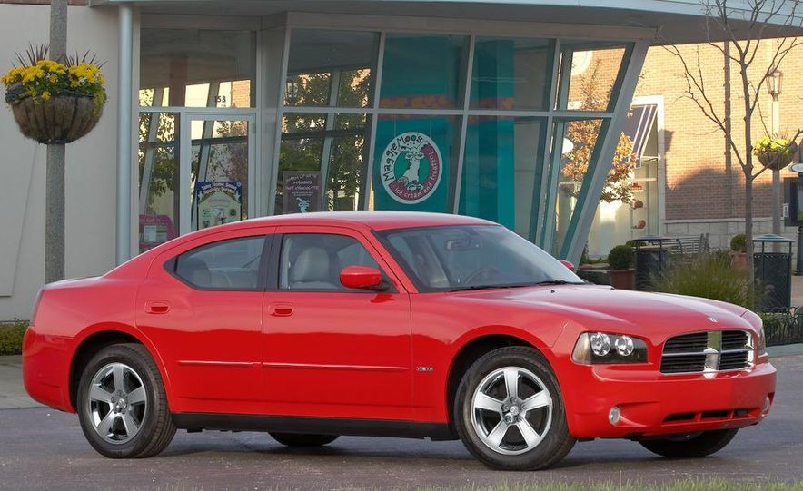 2009 Dodge Charger - Slide 4