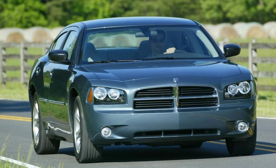 2009 Dodge Charger - Slide 6