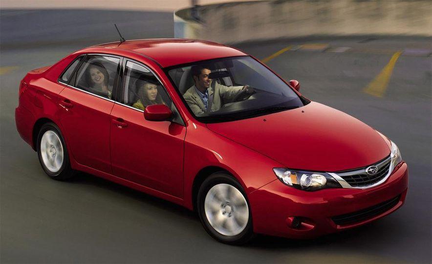 2009 Subaru Impreza 2.5i sedan - Slide 1