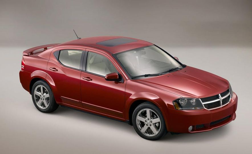 2009 Dodge Avenger - Slide 1